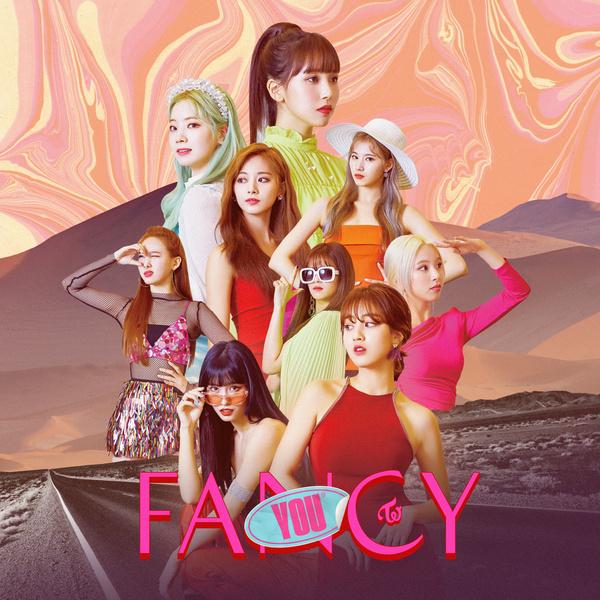 Lyrics: TWICE - FANCY