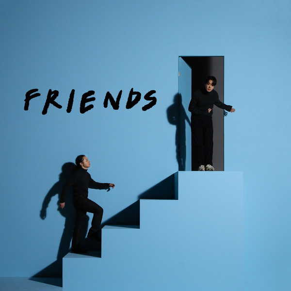 Lyrics: LILBOI & ONEstein - FRIENDS