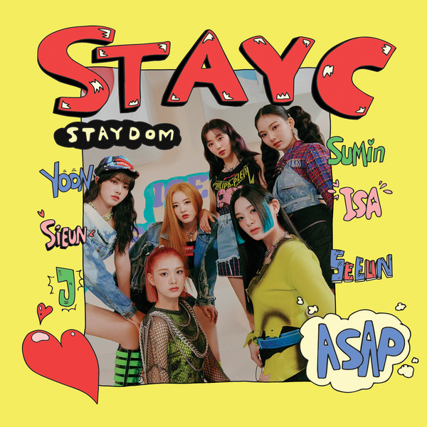 Lyrics: STAYC - ASAP