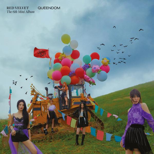 Lyrics: Red Velvet - Queendom