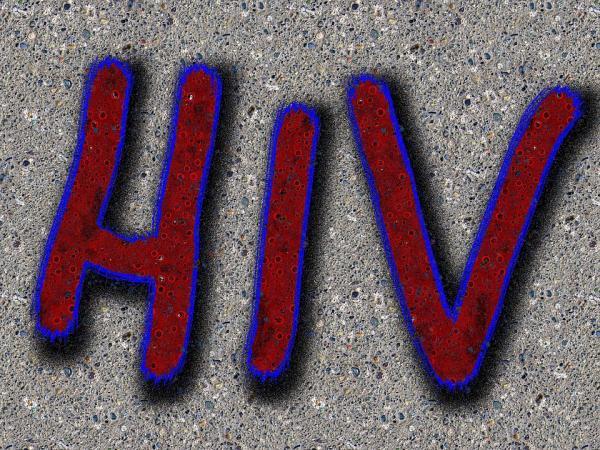 艾滋病感染的可能性大概没有症状,只有无症状或轻度症状