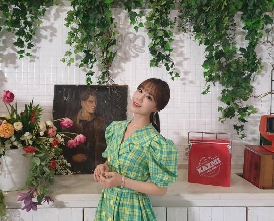 Heo Young-ji, 'Juijimi Pang Phường' Fresh Visual