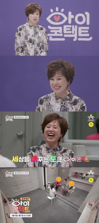 Contacto con los ojos Lee Kyung-sil Park Mi-sun, ¿por qué motivo solicitó el ingreso?