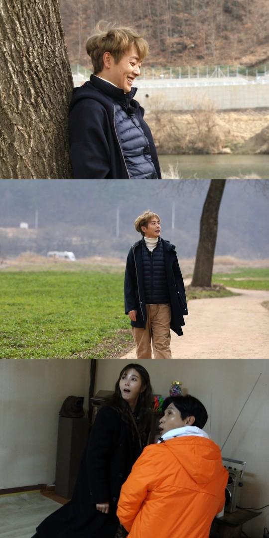 Kim Hyung-joon, el joven en llamas, Leek-joon, Okcheon, Chungbuk.