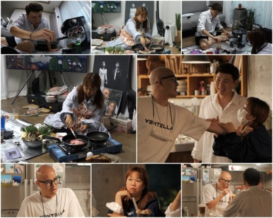 Wife's Taste Hong Hyun-hee, Jay Written, Hong Seok-Cheon-Oh received the evaluation of a new menu other than Gyecheon developed for the establishment