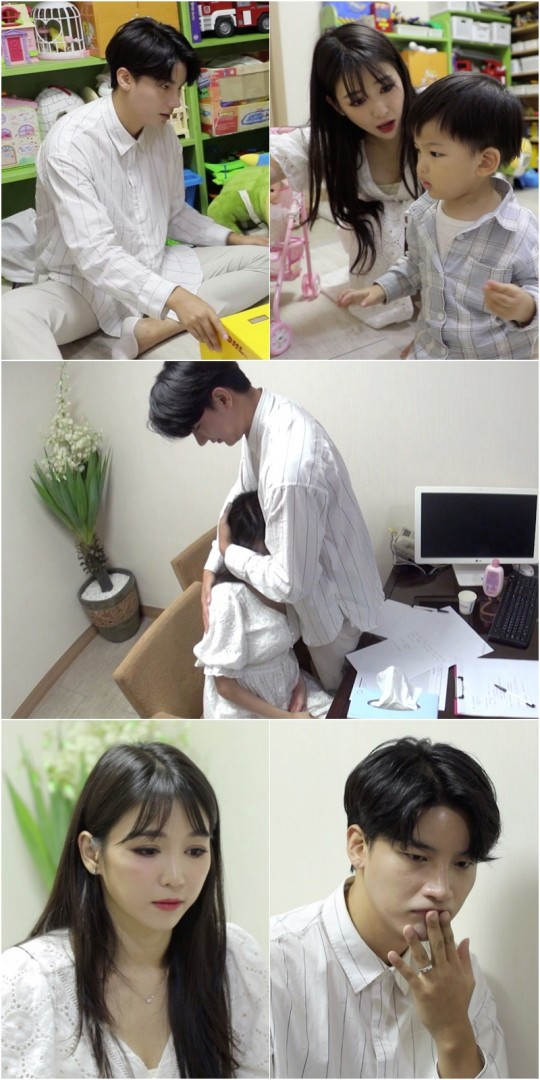 Noh Ji-hoon, Lee Eun-hye's son, how did the test result come out?