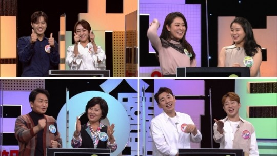 'Compete in Korean' Sohn Joon-ho, Park So-young, Yang Ji-in, Kim Seong-il, Kim Hye-jeong, and Young-ki Ahn Sung-hun, who took 10 million won in prize money.