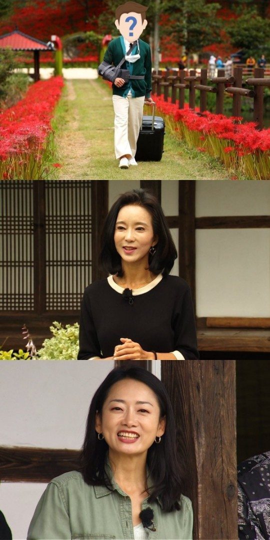 Gwak Jin-young and Jo Hana appear in Hampyeong, Jeollanam-do, the filming location of Burning Youth... New friend's visual surprise