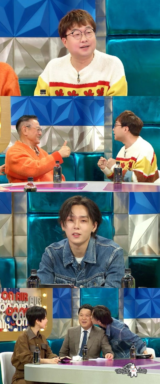 'Radio Star' Park Hwi-soon, what is the age of the bride to be married?