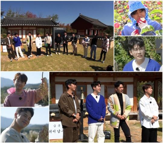 'Pong-Sunga Institute' F4, Kim Hee-jae, Kim Gyeong-min, Park Gu-yoon, Park Seo-jin, Shin Sung, Hwang Yoon-sung, and'Trot Family' formed