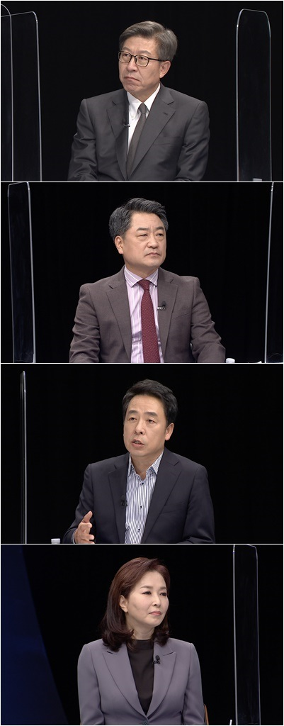 Powerful Enemies Professor Min-Jeon Kim, Secretary General Yoon Seok-yeol of Minister Mi-ae Choo Investigation and command power Bae Jae super-legal... The government's disappointment is growing