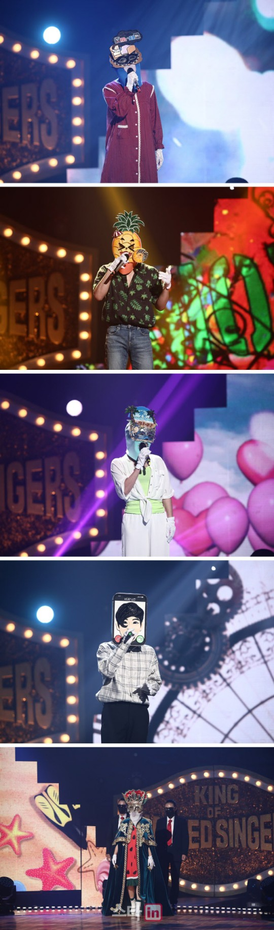 'King of Mask Singer' challenged to win three consecutive victories, 'Holic' judges on dreamy stage and song interpretation