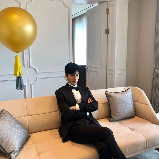 '정건 주' publicó una foto en su Instagram