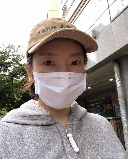 Jung Kyung-mi, cuộc sống tự quản ổn định hàng ngày ...