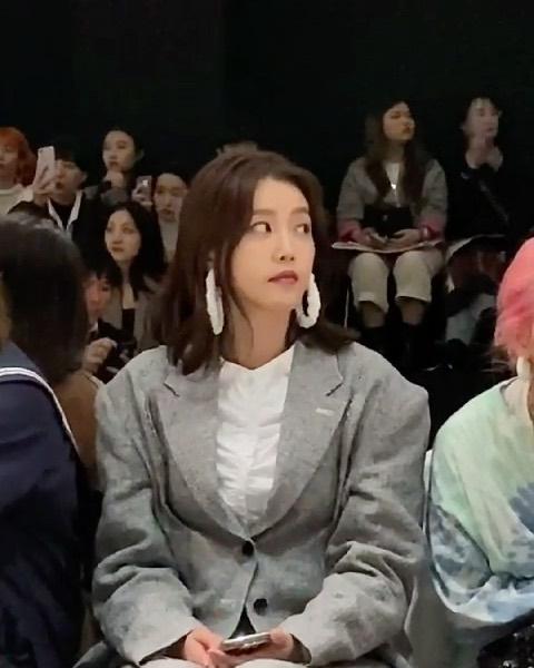 Chae Jung An, 16º público diario en SNS
