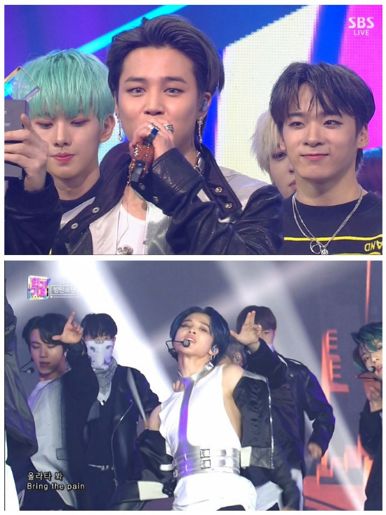 Jimin, nổi tiếng với BTS, tìm và giao tiếp với người hâm mộ bằng một V-Live bất ngờ!