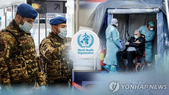 Declaración de la pandemia de Corona, Declaración de la pandemia, la calificación de advertencia más alta de la OMS para enfermedades infecciosas ... La gripe de Hong Kong mató a más de 1 millón de personas y mató a H1N1-1,500