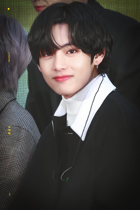 Ulasan Visual King BTS V Real