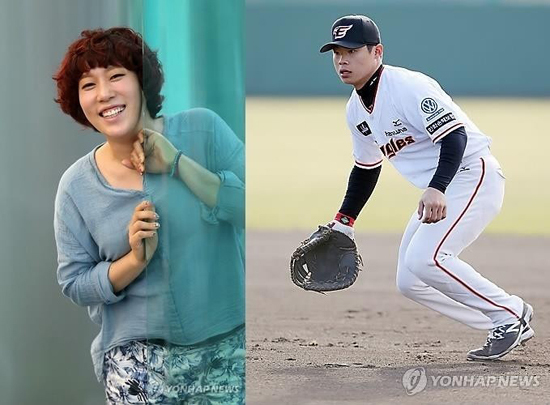 Kim Young-hee's wedding announcement, Yoon Seung-yeol, a baseball player with bad luck!