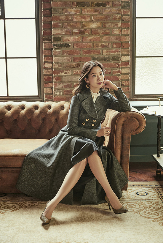 Park Shin-hye pictorial, age 30, mature beauty!