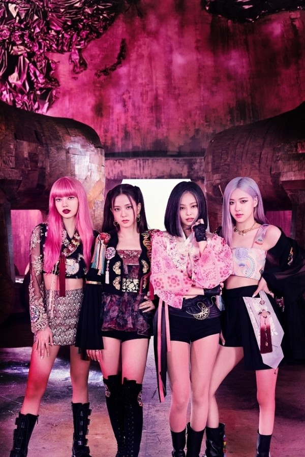Black Pink Billboard, K-Pop Status Up!
