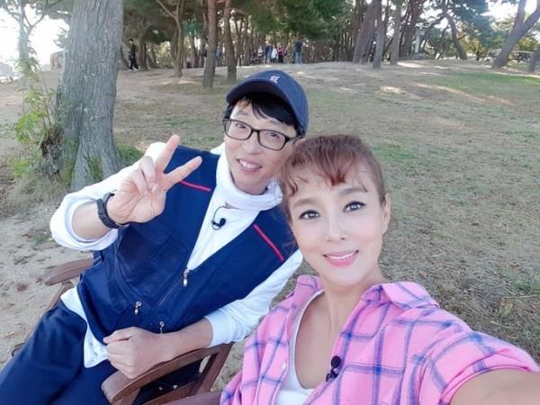 'Yoo Jae-seok se reunió con @il' Kim Won-hee, el último público en Instagram